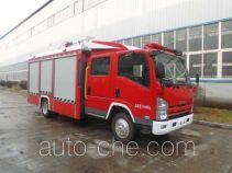 Jingxiang AS5105GXFPM35 пожарный автомобиль пенного тушения