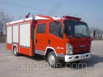 Jingxiang AS5105GXFSG35 пожарная автоцистерна