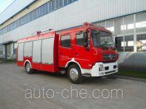 Jingxiang AS5152GXFPM65/T пожарный автомобиль пенного тушения