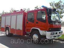 Jingxiang AS5155GXFAP55 пожарный автомобиль тушения пеной класса А