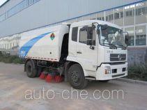 Jingxiang AS5162TSL-4 street sweeper truck