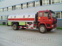 Jingxiang AS5163GJY fuel tank truck