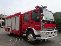 Jingxiang AS5175GXFPM55 foam fire engine