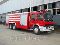 Jingxiang AS5245GXFPM120/W foam fire engine