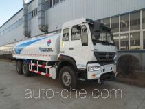Jingxiang AS5253GSS-5 sprinkler machine (water tank truck)