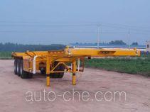 Shengde ATQ9400TJZ container transport trailer