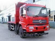 Shuangji flatbed dump truck