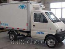 北铃牌BBL5022XLCD4型冷藏车