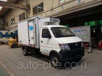 北铃牌BBL5025XLC4型冷藏车