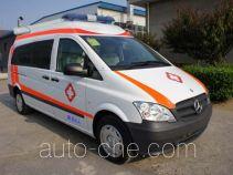 北铃牌BBL5031XJH型救护车