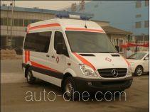 北铃牌BBL5041XJH型救护车
