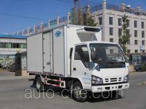 北铃牌BBL5041XLC型冷藏车