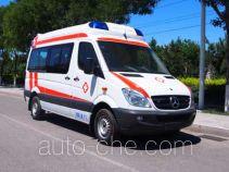 北铃牌BBL5043XJH型救护车