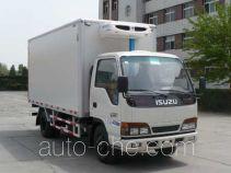 北铃牌BBL5048XSP型食品运输车