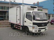 北铃牌BBL5049XSP型食品运输车