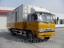 北铃牌BBL5120XDY型移动电源车