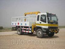 Beiling BBL5162XQP грузовой автомобиль для перевозки газовых баллонов (баллоновоз)