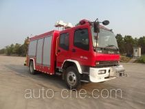 Longhua BBS5120TXFJY65/w fire rescue vehicle