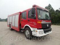 Longhua BBS5150GXFSG50/M пожарная автоцистерна