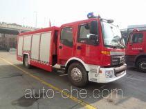 Longhua BBS5150GXFSG50M fire tank truck