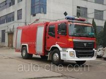 Longhua BBS5190GXFPM80O foam fire engine