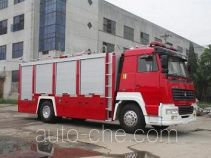 Longhua BBS5190GXFPM80S foam fire engine
