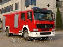 Longhua BBS5190GXFSG80H пожарная автоцистерна
