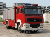 Longhua BBS5190GXFSG80SS пожарная автоцистерна