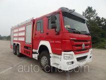 Longhua BBS5270GXFSG120/H fire tank truck