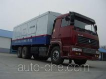 Shuangjian BEY5220TYS compressor truck