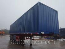 Ganan BGA9400XXY box body van trailer