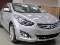 Beijing Hyundai BH7160HAZ легковой автомобиль