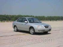 Beijing Hyundai BH7162FMY dual-fuel car