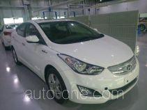 Beijing Hyundai BH7162HMZ легковой автомобиль