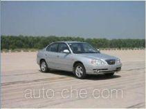 Двухтопливный легковой автомобиль Beijing Hyundai BH7162FMX
