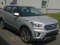 Beijing Hyundai BH7161QAY легковой автомобиль