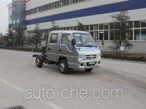 Foton BJ1022V2AV4-D2 dual-fuel truck chassis