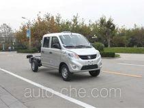 Foton BJ1026V2AL6-AM dual-fuel truck chassis