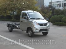 Foton BJ1026V3JL6-AL dual-fuel truck chassis