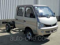 Heibao BJ1036W40JS light truck chassis