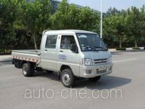 Foton BJ1030V4AV4-BK dual-fuel cargo truck
