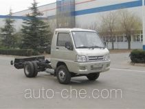Foton BJ1030V3JL3-H1 dual-fuel truck chassis