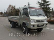 Foton dual-fuel cargo truck