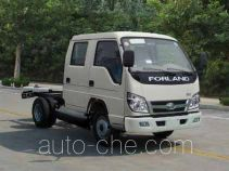 Foton BJ1032V3AL5-AF dual-fuel truck chassis