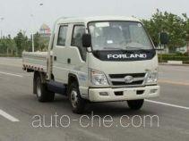 Foton BJ1032V3AL5-AF dual-fuel cargo truck
