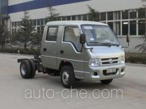 Foton BJ1032V3AV5-GH шасси двухтопливного грузовика