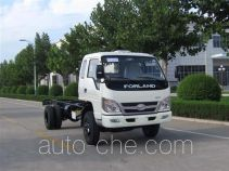 福田牌BJ1032V3PV3-GL型载货汽车底盘