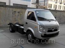 Heibao BJ1035D30BEV electric light truck chassis