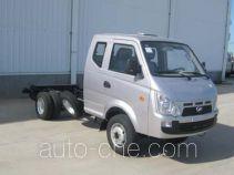 Heibao BJ1025P50TS шасси двухтопливного легкого грузовика