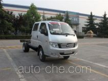 Foton BJ1036V4AL4-GF dual-fuel truck chassis